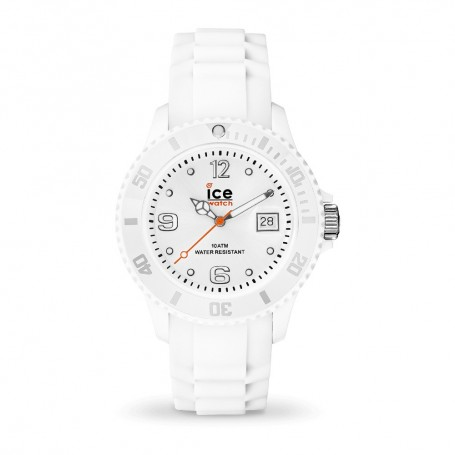 Déstockage montre Ice Watch Ice Forever blanc en soldes