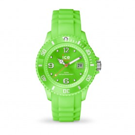 Déstockage montre Ice Watch Ice Forever vert en soldes