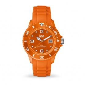 Déstockage montre Ice Watch Ice Forever orange en soldes