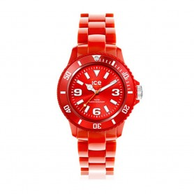 Déstockage montre ICE WATCH Ice Solid Red en soldes