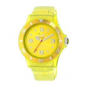 Déstockage montre ICE WATCH collection Ice Jelly Yellow en soldes