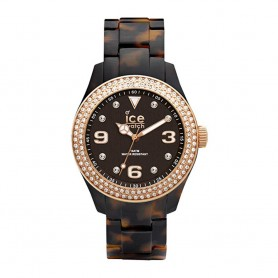Solde montre ICE WATCH Déstockage montre ICE WATCH Ice Elegant Tortoise Rose Gold pas cher