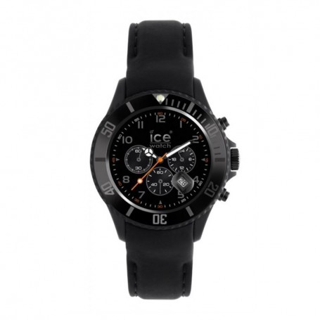 Solde montre ICE WATCH déstockage montre Ice Chrono Black pas cher