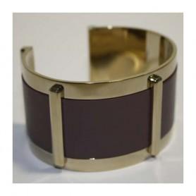 Soldes Lancel bracelet manchette L de Lancel