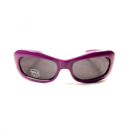 Solde Lunette de soleil femme DESTOCKAGE lunette de soleil violet KIPLING EYEWEAR K584-04 pas cher