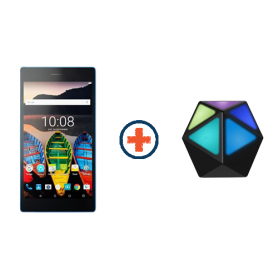 Pack connecté 1 tablette LENOVO TAB 3 730F et MOTOROLA MOTO STREAM