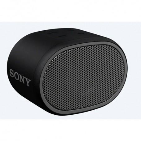 SOLDE HAUT-PARLEURS SANS FIL SONY Déstockage enceinte bluetooth portable Sony SRS-XB01 noire pas cher