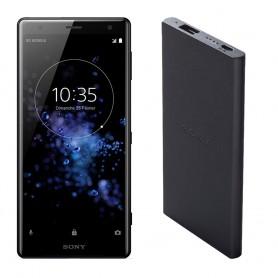 Pack Sony Xperia XZ2 + Batterie externe Sony CP-V5B
