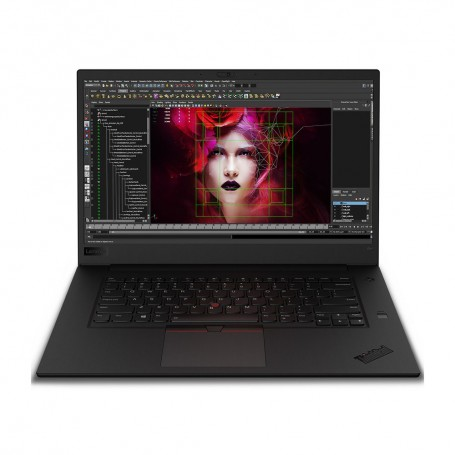 SOLDE LENOVO Déstockage pc portable Lenovo ThinkPad P1 Gen 2 8Go 1To SSD Win 10 Pro pas cher