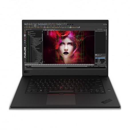 SOLDE LENOVO Déstockage pc portable Lenovo Thinkpad P1 Gen 2 64Go 2To SSD Win 10 Pro pas cher