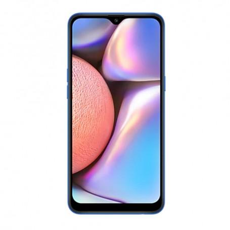 SOLDE SAMSUNG Déstockage smartphone double SIM 4G Samsung Galaxy A10s bleu pas cher