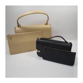 Pack Lancel sac à main Lancel L (GM) + sac à main L de Lancel L (PM)