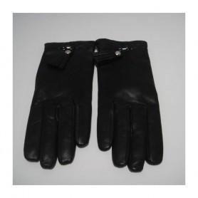 Soldes gants en cuir et cachemire Le Classique Premier Flirt Lancel