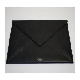Lancel Housse iPad format enveloppe en cuir Remember Me