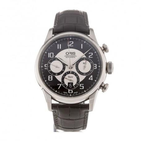 Déstockage montre homme Oris Raid Chronograph Limited Edition en soldes