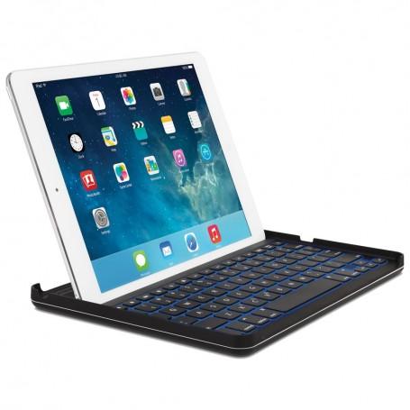 Déstockage étui-clavier sans fil bluetooth rétro-éclairé iPad Air Kensington KeyCover Plus en soldes