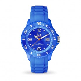 Solde montre Ice Watch déstockage montre ice watch Ice Sili Bleue pas cher