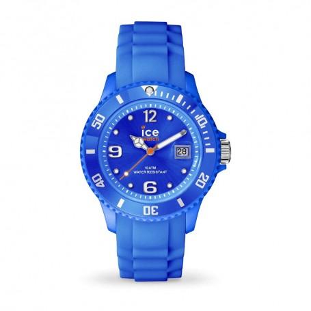Solde montre unisexe Ice Watch Ice Forever Bleue en soldes