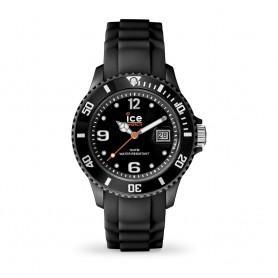 Déstockage montre Ice Watch Ice Forever noire en soldes