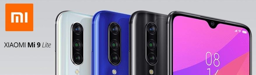 Déstockage smartphone Xaomi Mi 9 Lite meilleur prix