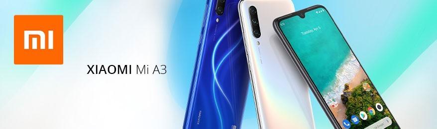 Déstockage smartphone Xaomi Mi A3 meilleur prix
