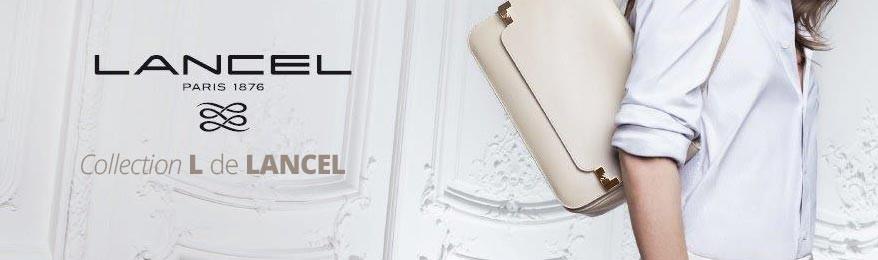 Déstockage collection L de Lancel en soldes (sac à main L de Lancel en soldes, portefeuilles L de Lancel en soldes, ceintures L de Lancel en soldes...)