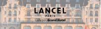 Déstockage collection Grand Hôtel de Lancel en soldes (sacs de voyage Grand Hôtel de Lancel en soldes...)