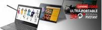Déstockage PC portables Lenovo YOGA en soldes