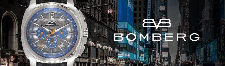 Soldes Bomberg - Déstockage montres chronographes pour homme