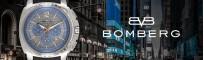 Déstockage montre homme Bomberg Chronograph Maven en soldes