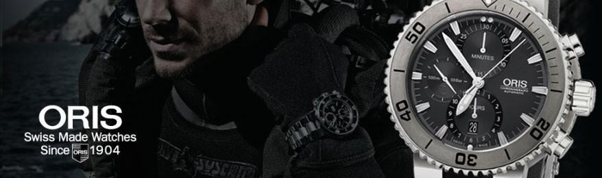 Soldes Oris - Déstockage montres luxes pour homme