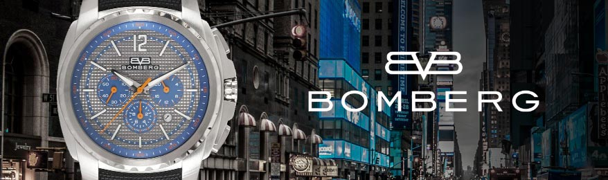 Bomberg - Montres Chronographes pour Homme de la collection Maven
