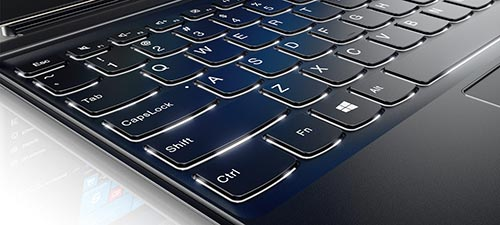 Clavier detachable de la tablette 2 en 1 Lenovo IDEAPAD MIIX 720-12IKB
