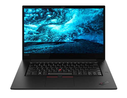 Lenovo ThinkPad X1 Extreme Gen 2 carte graphique NVDIA GeForce GTX 1650 Max-Q