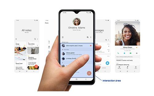 Samsung Galaxy A10s One UI