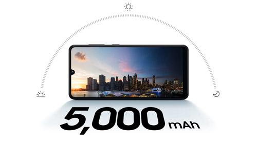 Samsung Galaxy A31 batterie haute capacité 5000 mAh