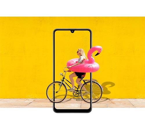 "Samsung Galaxy A32 écran 6.4"" infinity-U FHD+ Super AMOLED"