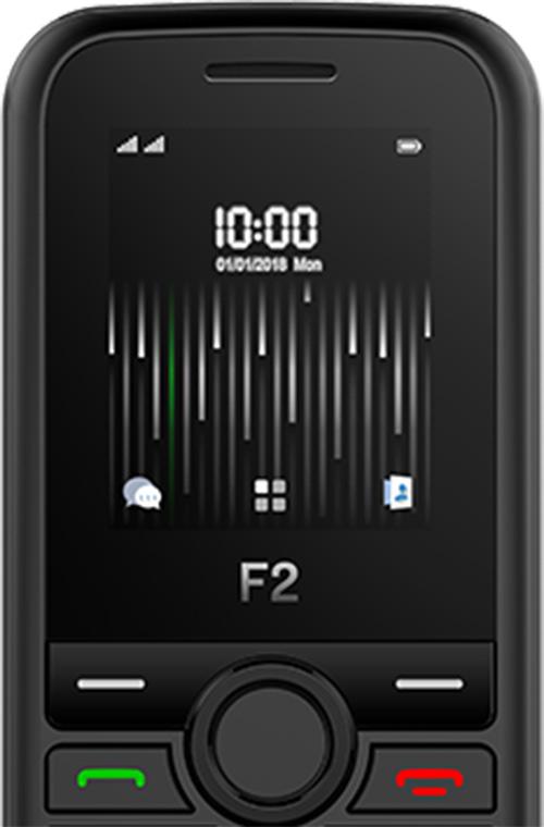 Ecran couleur du mobile SFR Sélection F2