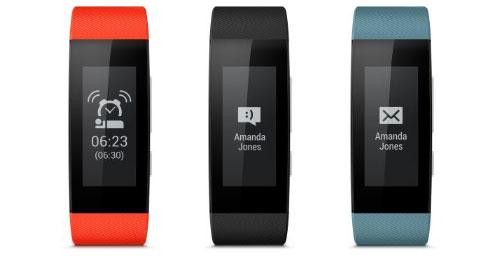 Avec le Sony SWR30, consultez vos messages